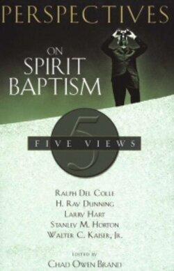 Spirit Baptism 5 Views Book Review